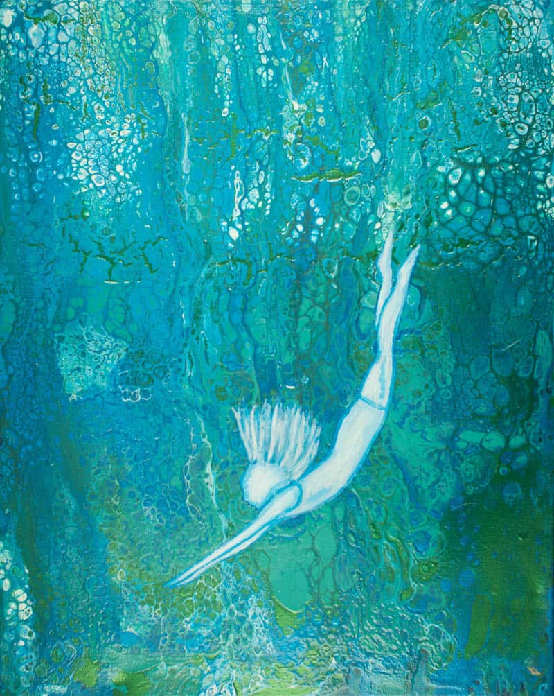 Dive by Anne Sawyer