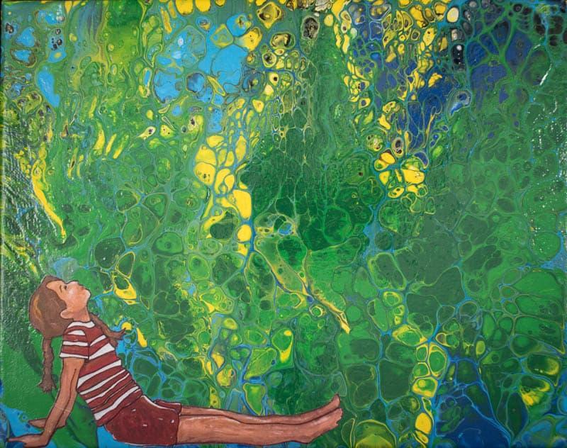 Minnesota Childhood by Anne Sawyer